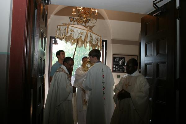 Corpus Christ - 2008